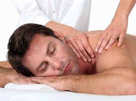men massage treatments
