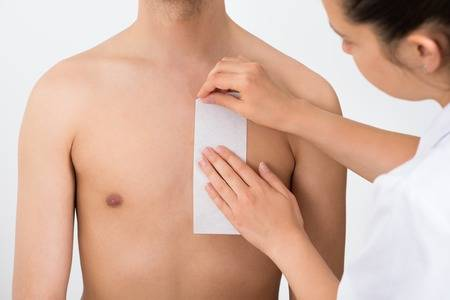 Is Waxing Still The Best Solution to Male Chest Hair Removal?