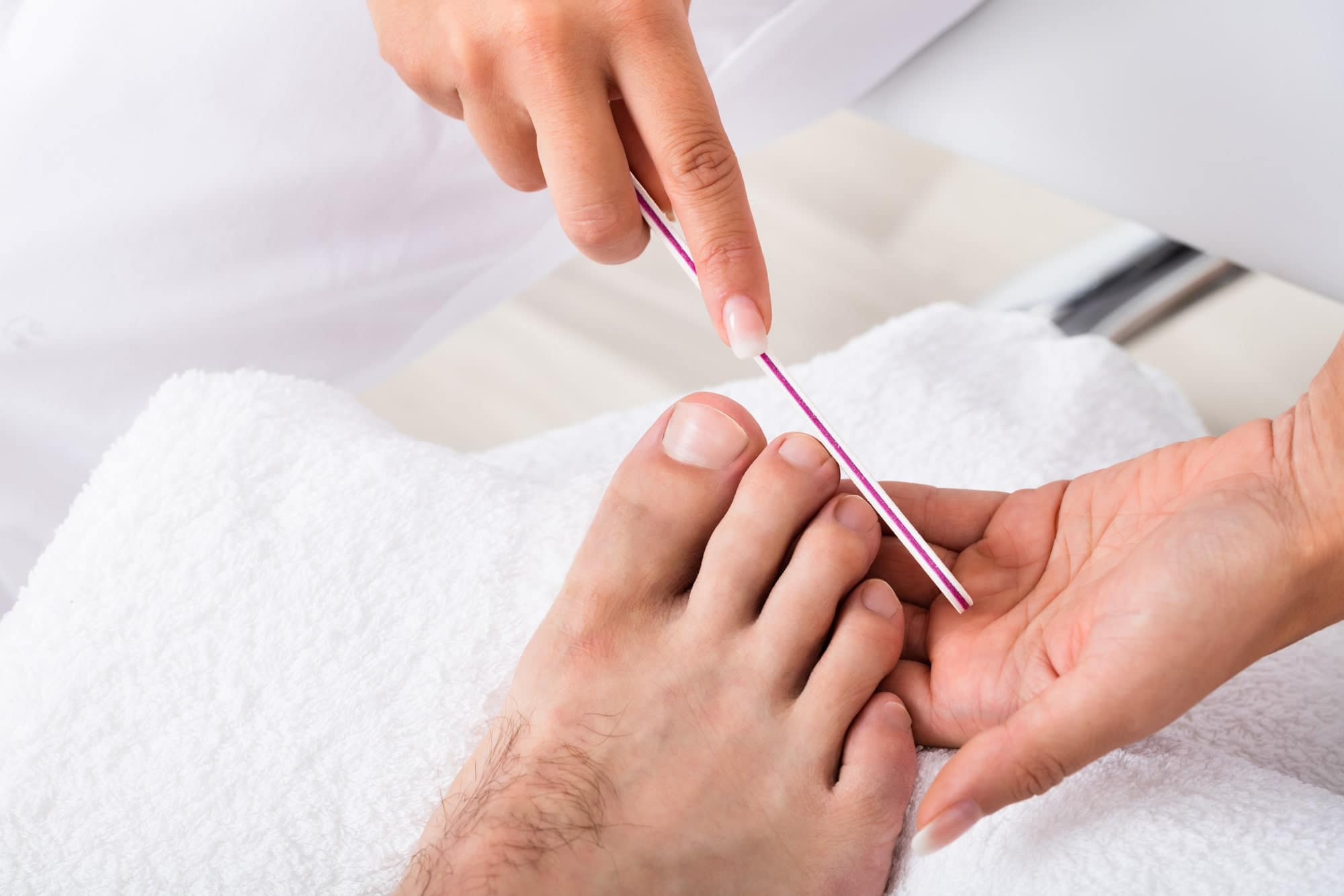 3 Things a Pedicure for Men Should Include