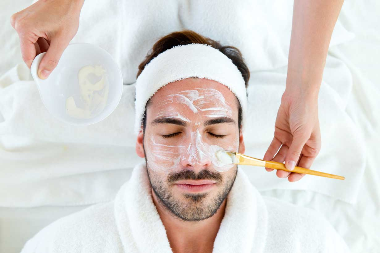 The Best Men's Facial In Dubai? We Think So!