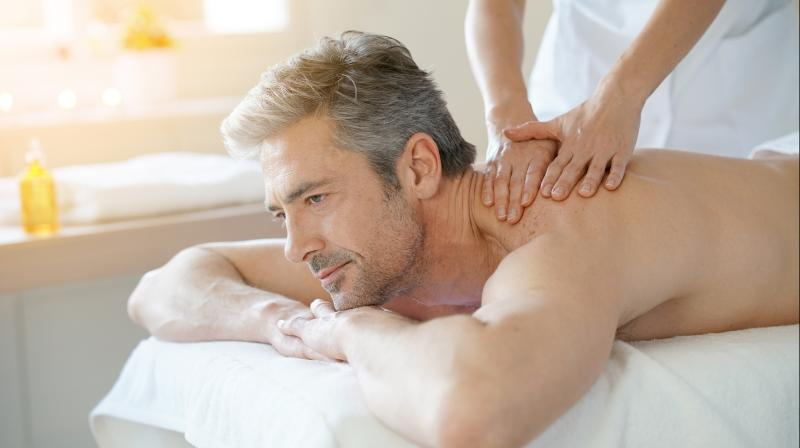 Deep Tissue Massage Dubai