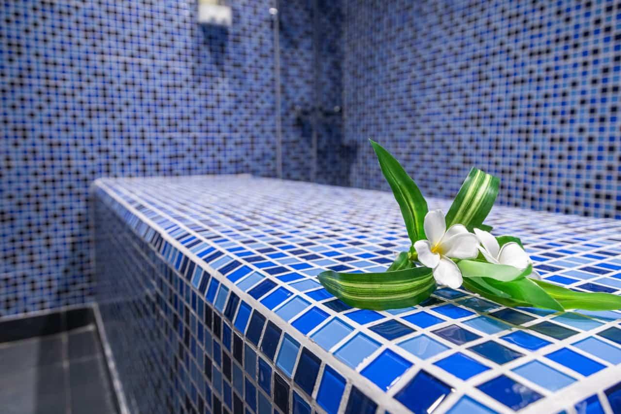 Moroccan bath Dubai