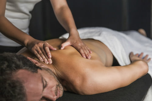 No pressure! Here's why you need to try a professional Shiatsu massage